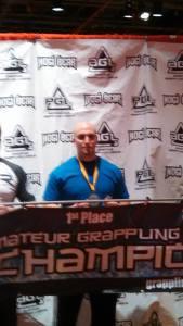 Brad - Champion 185 Division