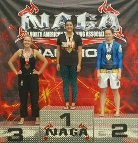 Emily Winner - NAGA 2016.08.06