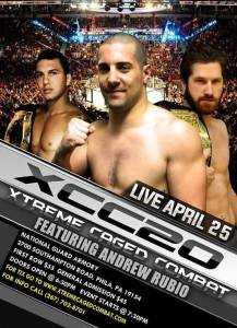 XCC Event Poster
