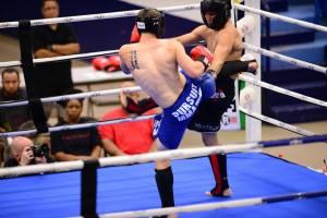 Jared Harrisburg Fight 1