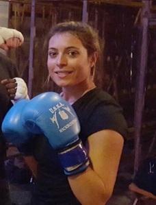 Paige PreFight Pic